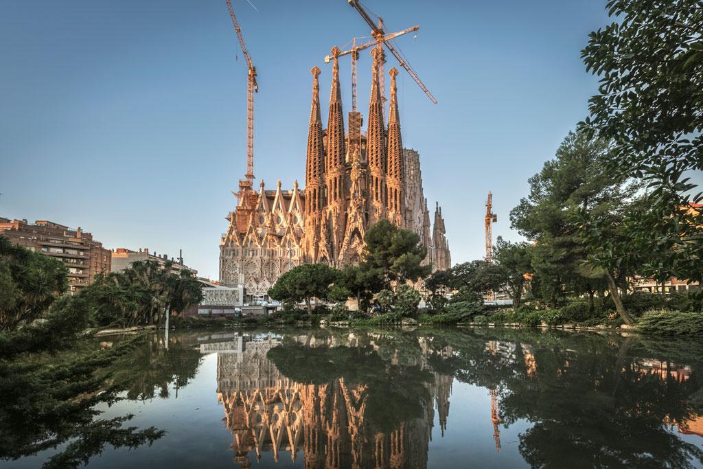 © Fundació Junta Constructora del Temple de la Sagrada Familia. Tots els drets reservats. Autor: Pep Daudé.